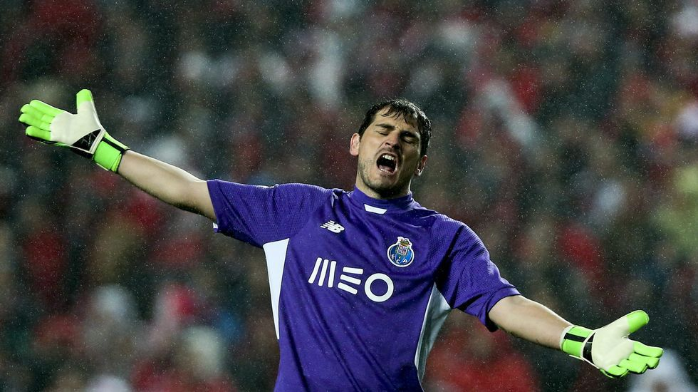 En la tuya o en la mía - Iker Casillas