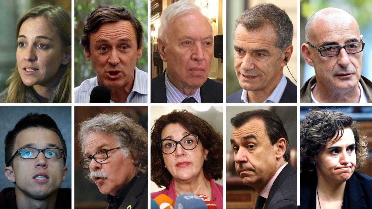 Pablo Iglesias alerta de los «poderosos» que mandan más que los ministros y que asegura van a por Podemos.Pablo Iglesias