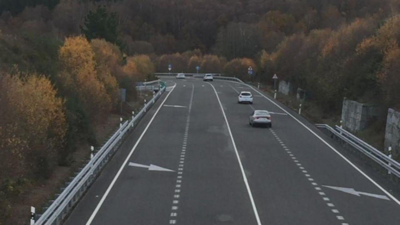 Los peores 14 kilómetros de carretera de España.