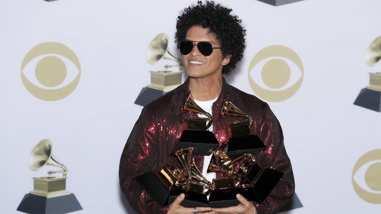 Los momentos más memorables de los premios Grammy.
