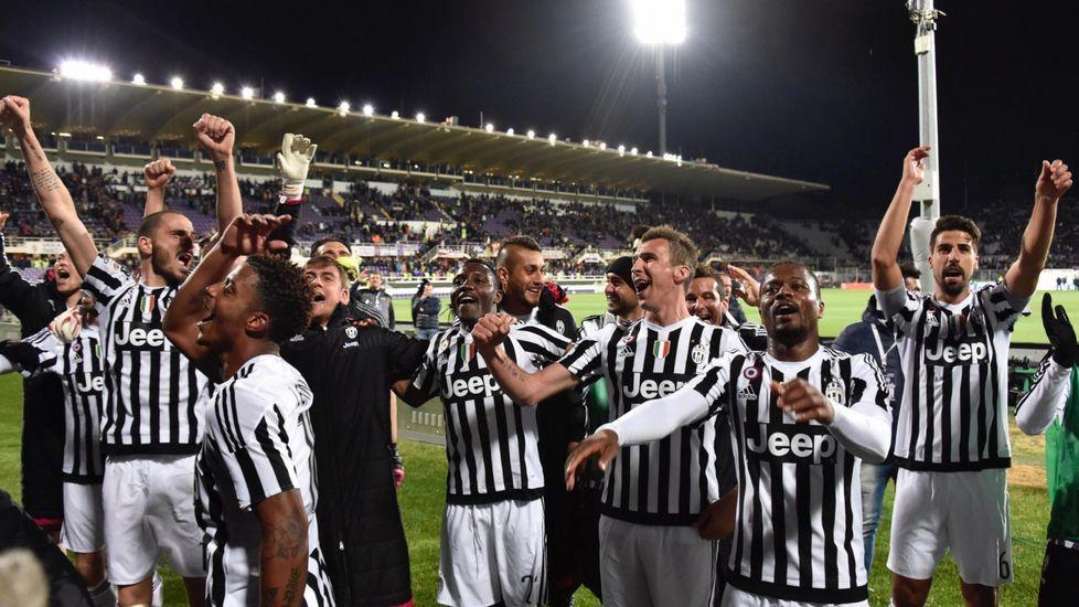 El camino hacia el Scudetto de la Juventus