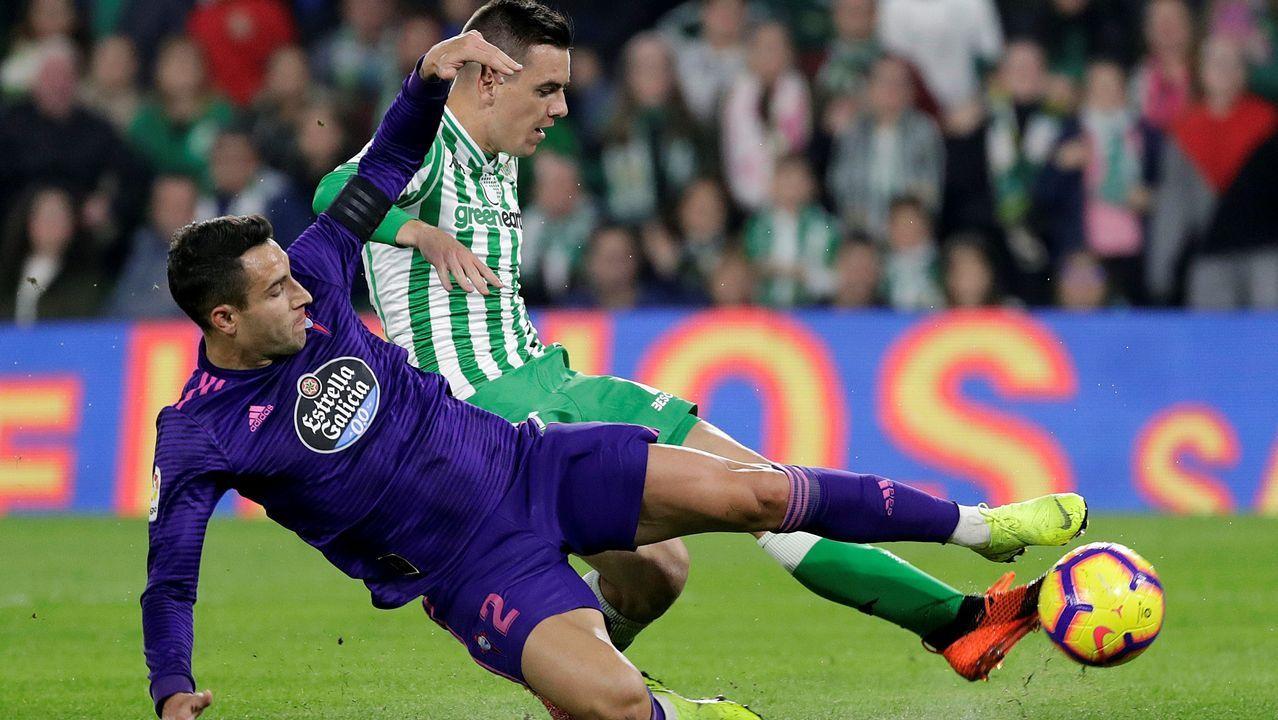 Las mejores fotos del Celta - Real Madrid