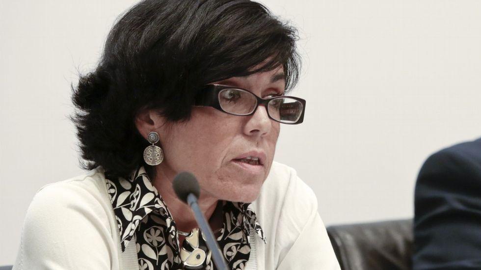 .La jueza Pilar de Lara