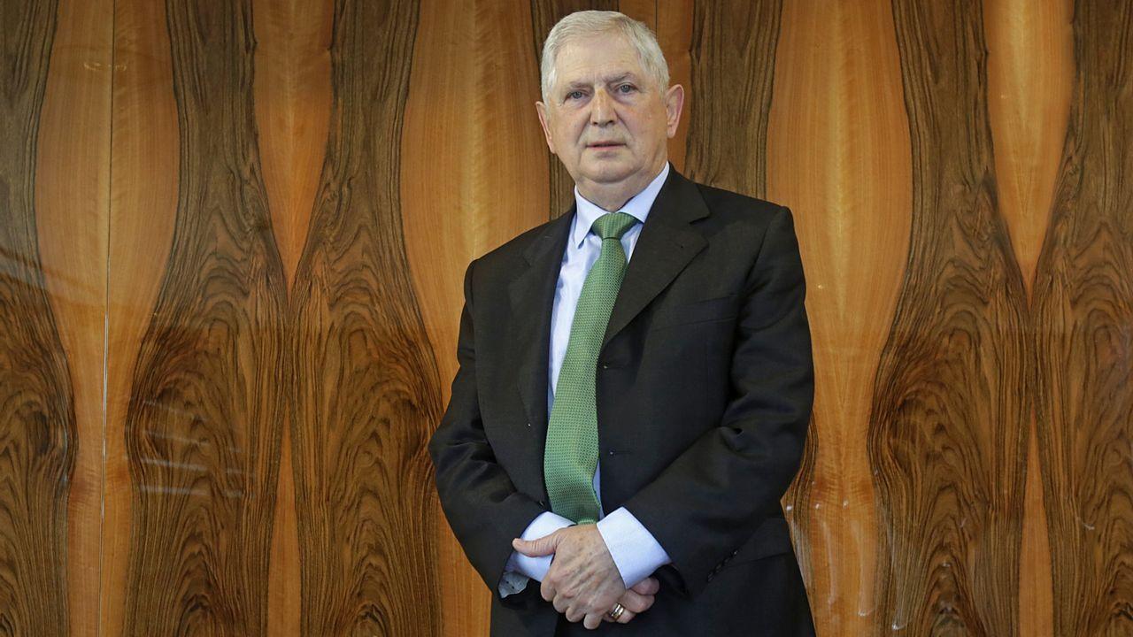 «Llevaba ocho años trabajando para Inditex y no conocía a Amancio Ortega»