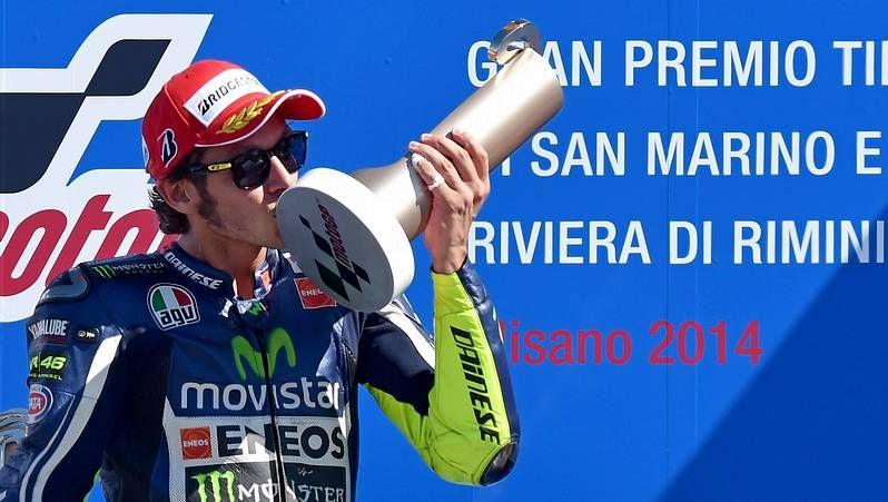 El Gran Premio de San Marino, en imágnes.