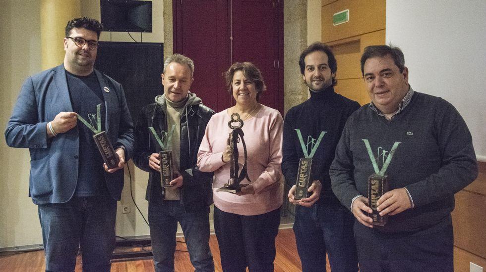 <span lang= gl >Premios aos novos contadores de historias</span>