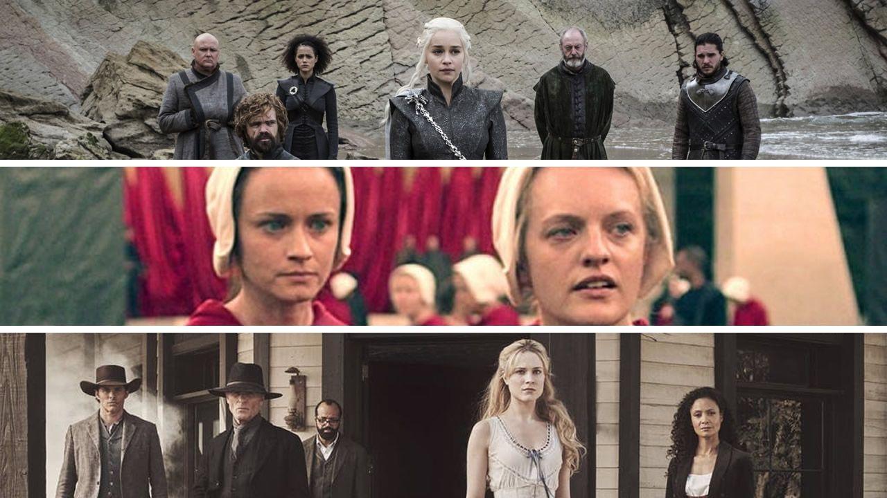 Todas las imágenes de los Emmy 2018.