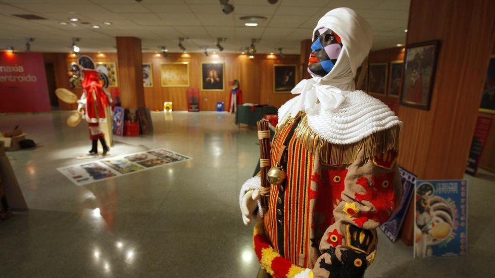 Cabas es elegido alcalde de Xinzo.Viñas en Ribeira Sacra
