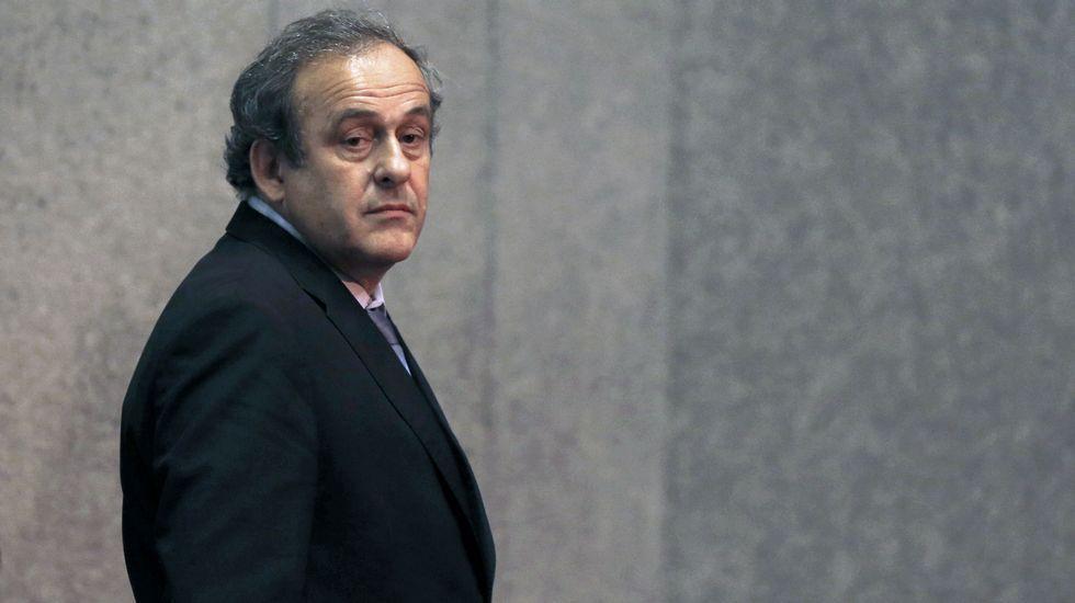 Platini: «Mi conciencia está limpia».El secretario general del TAS lee la sentencia
