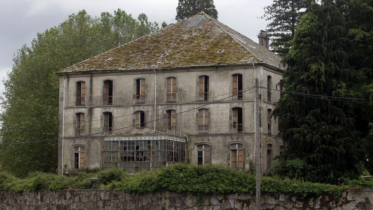 Casa de los duques de Medina de las Torres (Vilagarcía)