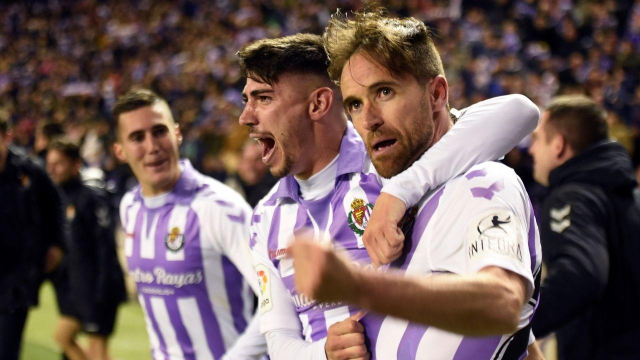 Athletic-Celta, en imágenes