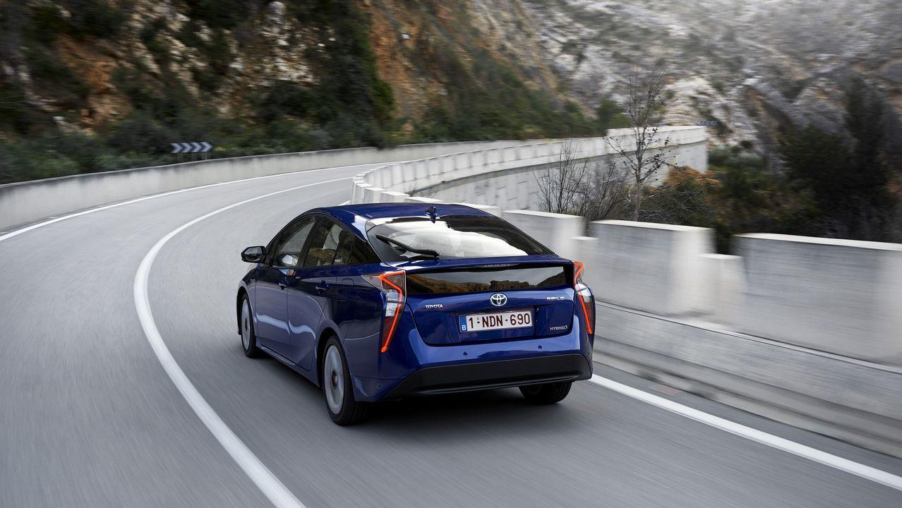 Los 10 coches más vendidos en España en 2018.Toyota Yaris Limited Edition