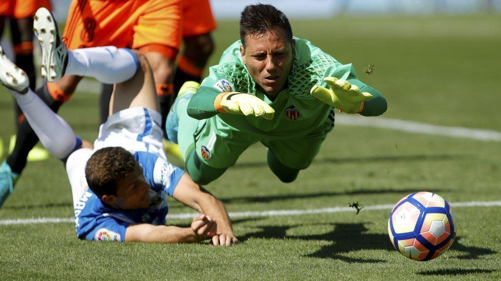 Graves incidentes en la final de la Copa Sudamericana.El Molinón