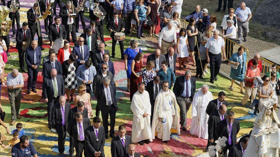 .Ribadavia vive el día grande de las Festas do Portal