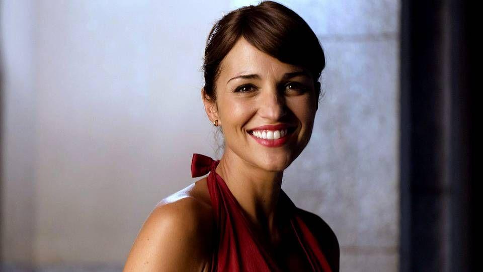 La actriz Paula Echevarría, protagonista de «Velvet».