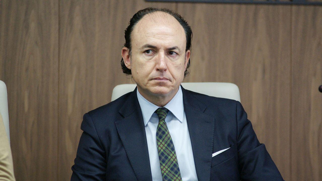 El fiscal jefe de Ourense, Florentino Delgado, está siendo investigado por la Fiscalía General del Estado