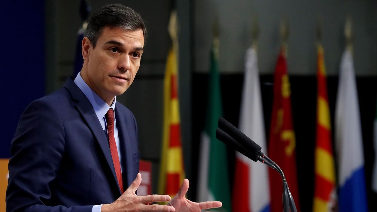 España mantendrá su huso horario actual y cambio de hora estacional.Pedro Sánchez