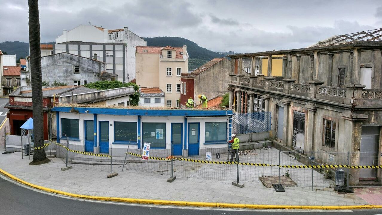 Amable Vázquez, con treinta años de trayectoria en Recimil, es uno de los vendedores más veteranos