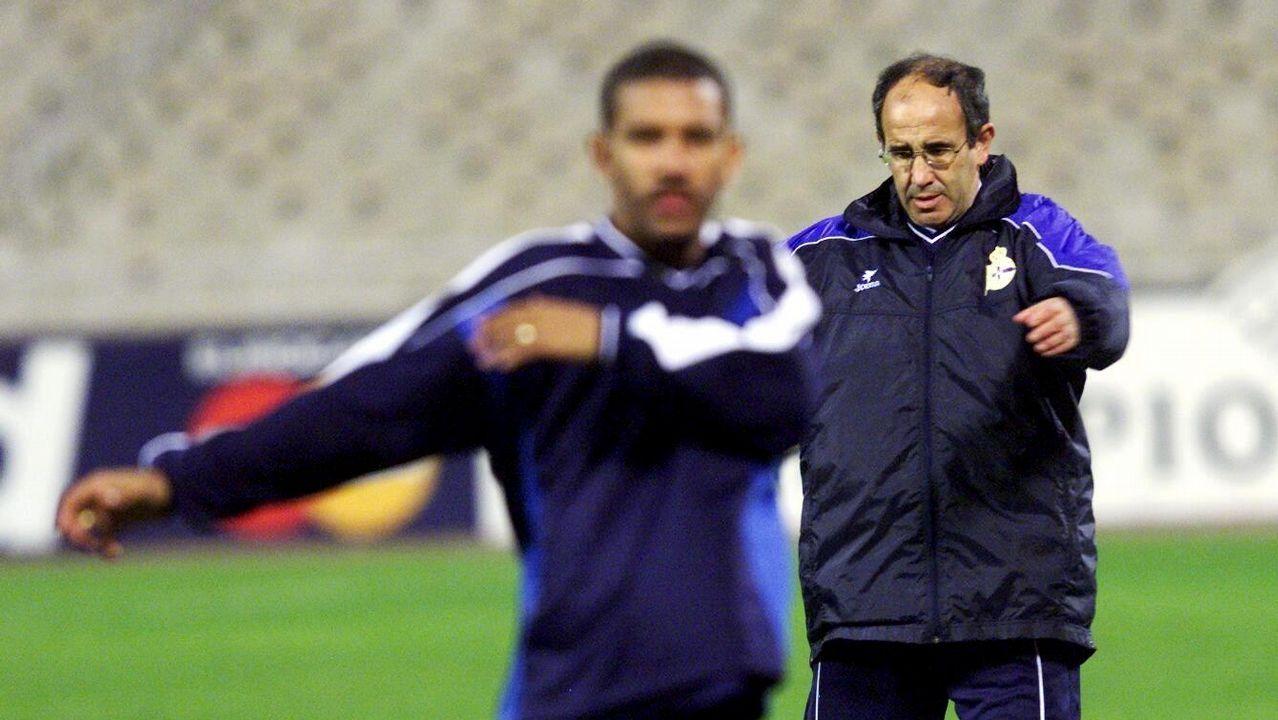 Armando Álvarez, ex futbolista del Oviedo