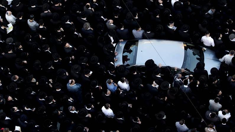 .Rezo por las muertes de los cuatro rabinos