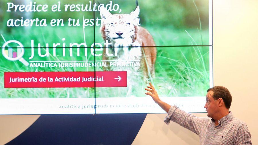 Abogados de Vigo piden una máquina que predice el resultado de sentencias