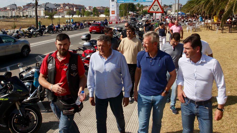 Riobó y Macelli: dos gallegos en el Campeonato del Mundo de trial.Peugeot presentó un prototipo 100% eléctrico y  autónomo
