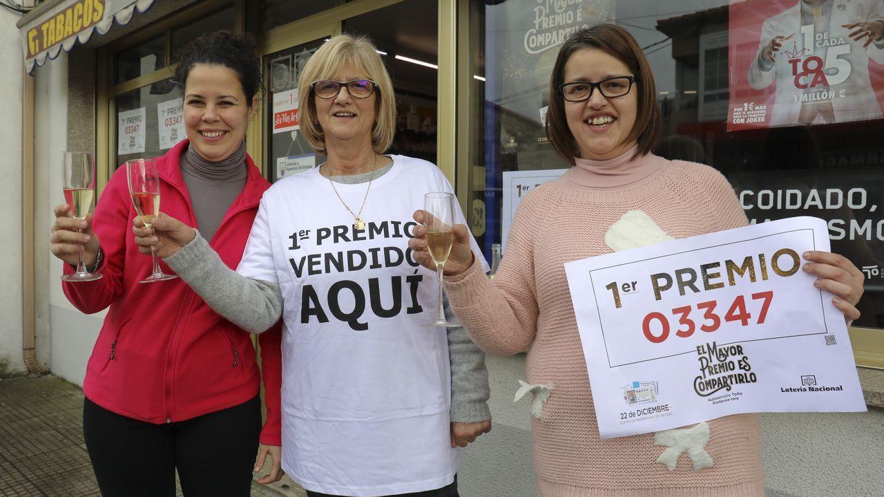 «Compostela, un ano de Voz»