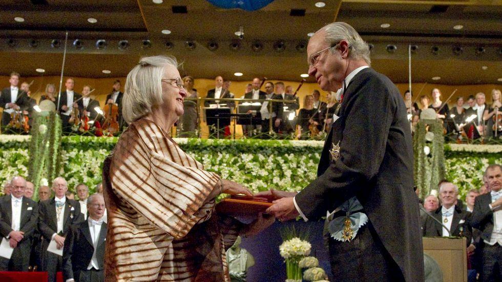 Elinor Ostrom, la única mujer con el Nobel de economía