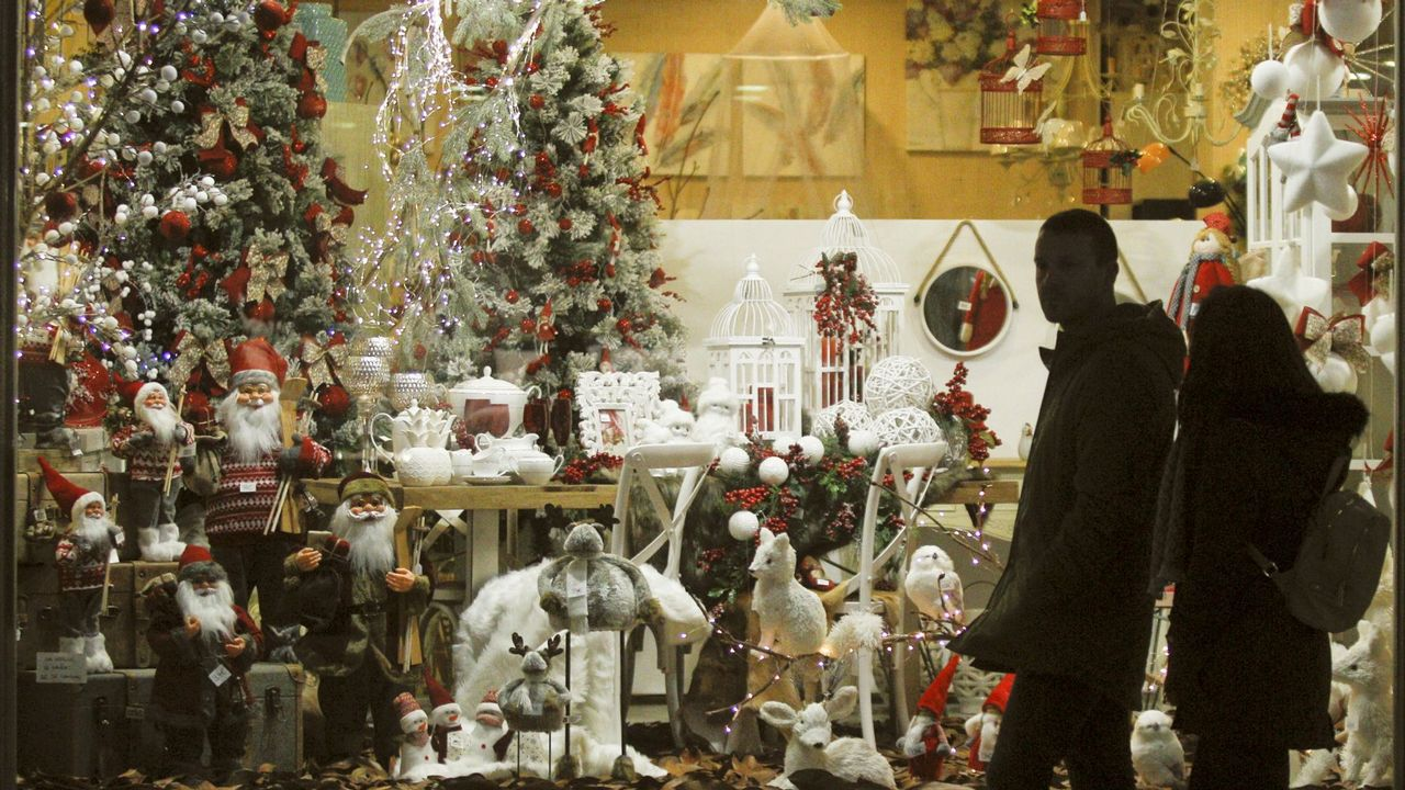 Mariscos y pescados, los más caros y los más elegidos para esta Navidad.Beatriz Rico