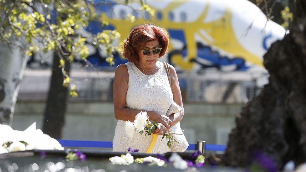 Homenaje en Las Palmas de Gran Canaria y Madrid