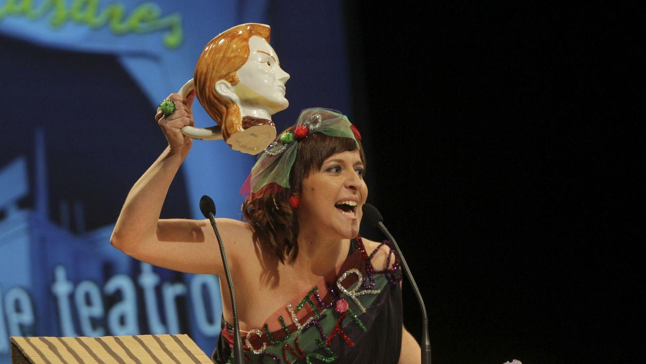 La actriz Marián Bañobre participará en la mesa redonda junto a otros profesionales del mundo de la escena