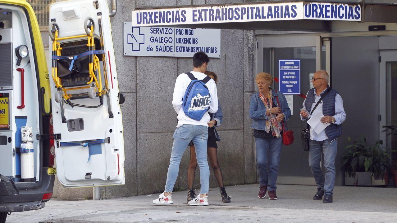 Imagen de archivo del PAC de Vigo