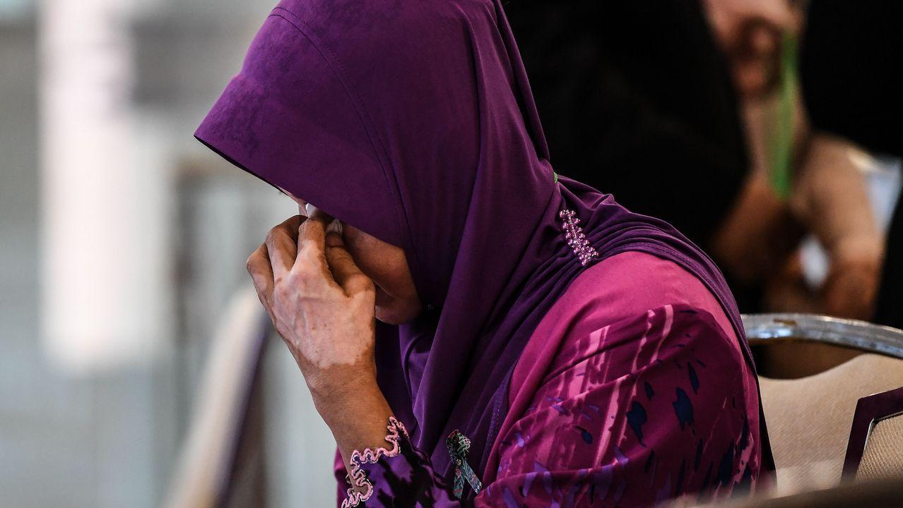 .La madre de una de las pasajeras del vuelo MH370 de Malaysia Airlines