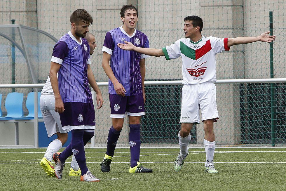 El Sporting Universidade-Sin Querer, del domingo.