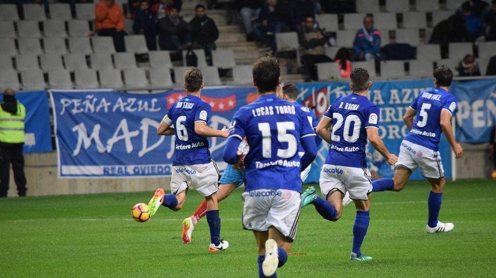 Imagen del Real Oviedo-Lugo
