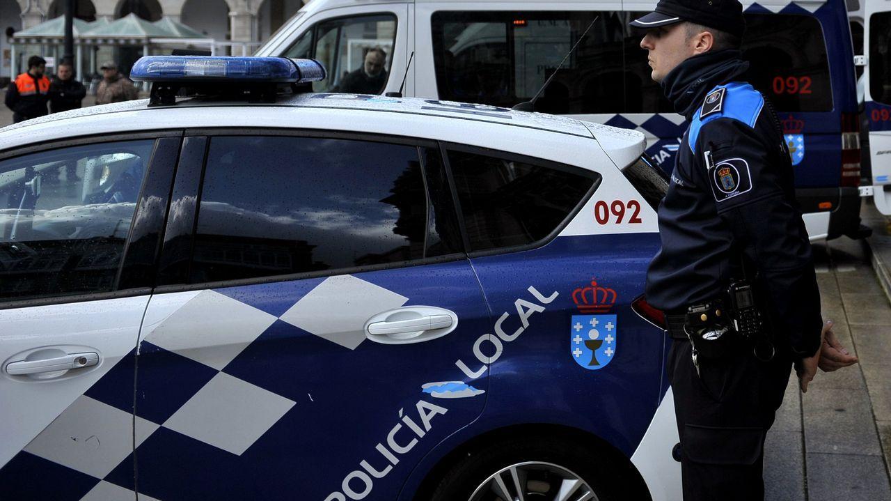 Nuevas cargas policiales en el desalojo de la Comandancia