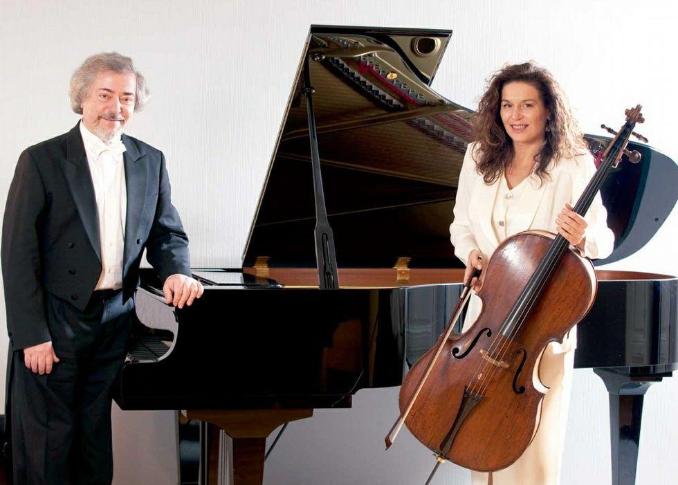 El Dúo de Salzburgo actúa hoy en Vigo en el ciclo de la Sociedad Filarmónica.
