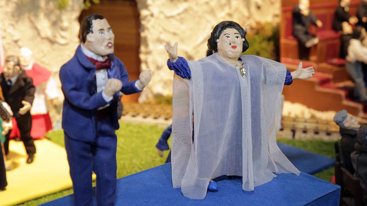 Fredy Mercuri y Montserrat Caballé