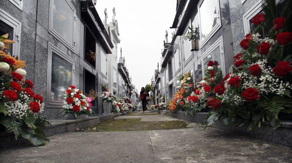 Imágenes que dejó la festividad de Santos en el sur lucense