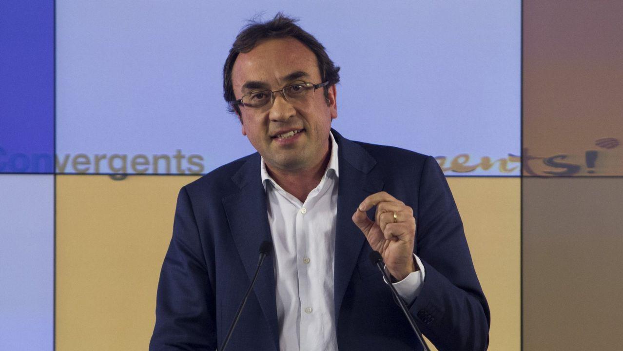 El exgovern, ante la Audiencia Nacional.José Manuel Maza, fiscal general del Estado