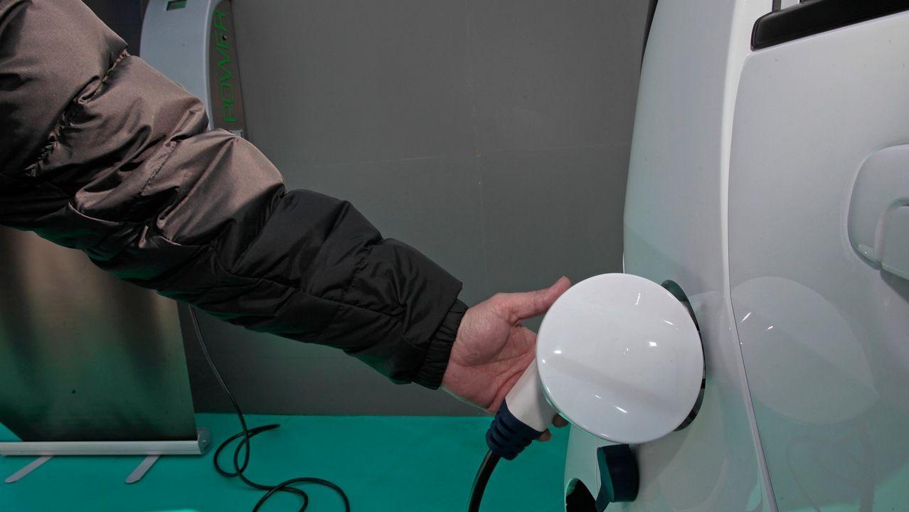 Descubre dónde están las electrolineras de Galicia