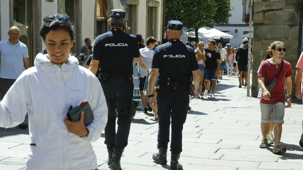 La operacion verano llevará a miles de agentes a patrullar las zonas más turísticas de toda España