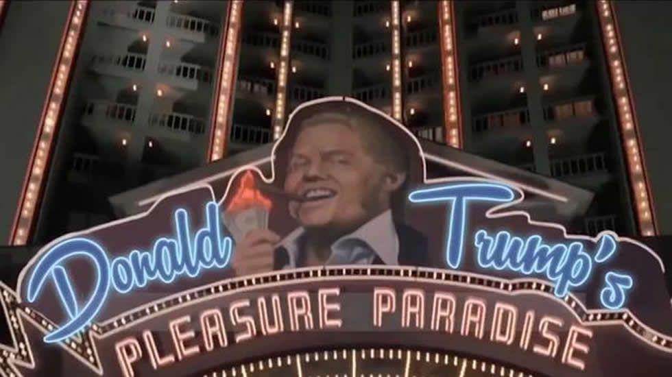 Seis referencias en películas y series que han predicho la victoria de Trump.