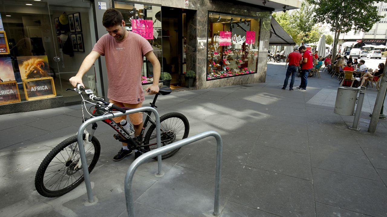 Guía para no perderse en el aparcamiento en las calles de Santiago