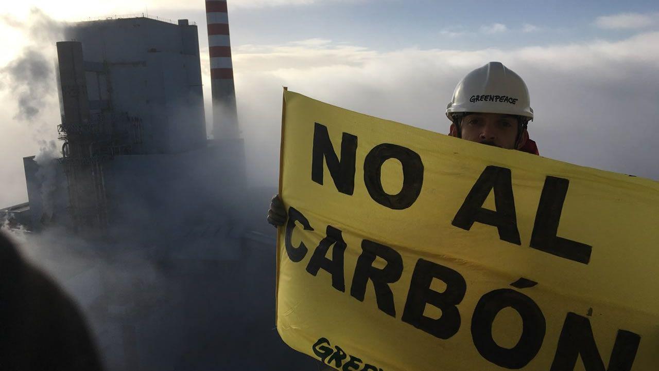 Los trabajadores de Alcoa en Avilés emprendieron una marcha hasta Madrid para exigir una solución para la fábrica