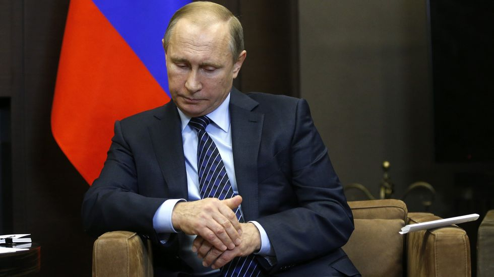 Putin: «Hemos sufrido una puñalada por la espalda».