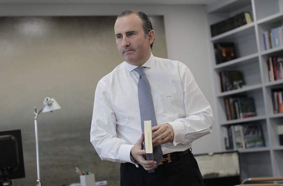 Pablo Junceda.Pablo Junceda