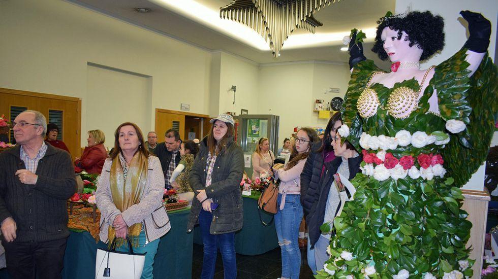 El centro de día de Boiro celebra su décimo aniversario por todo lo alto