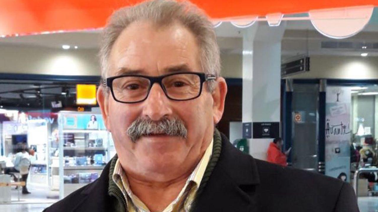 Víctor Martínez, secretario general PSOE Morcín