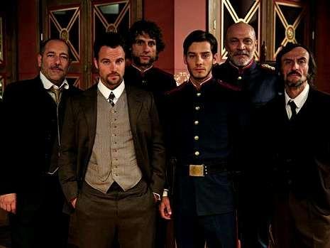 Movistar TV estrenará «Víctor Ros» antes que TVE.